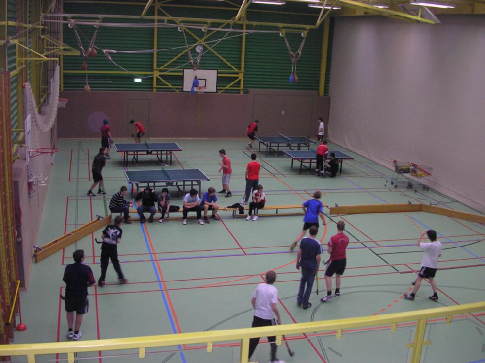 Sporthalle Freizeitzentrum Ybbs