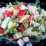 Salat 2 Transparent